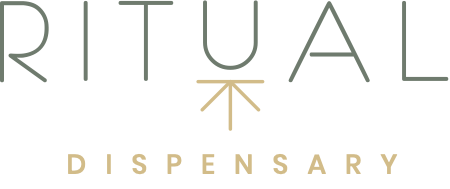 Ritual Dispensary' company logo rectangle small